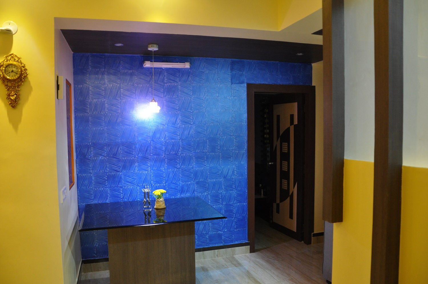 Interior Decoration of Flats in Upohar
